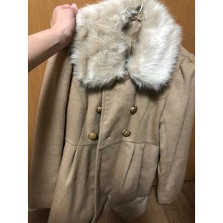 アベイル(Avail)のAラインコート(毛皮/ファーコート)