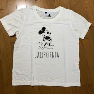 ローズバッド(ROSE BUD)のローズバッド ミッキーTシャツ(Tシャツ(半袖/袖なし))