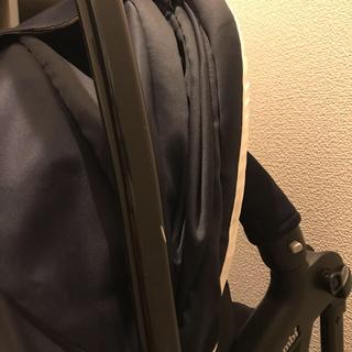 コンビ(combi)のコンビ メチャカルハンディ オート4キャス エッグショック 詳細画像(ベビーカー/バギー)