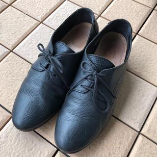 イング(ing)のing 本革  レースアップシューズ(ローファー/革靴)