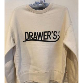 Drawer - ドゥロワー  ロゴプルオーバー
