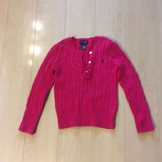 Ralph Lauren - 女の子ラルフローレンセーター120