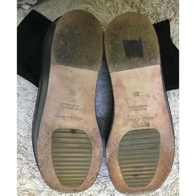 Rick Owens(リックオウエンス)のRick  ゲタ オープンテゥブーツ値下げしました レディースの靴/シューズ(ブーツ)の商品写真