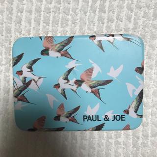 ポールアンドジョー(PAUL & JOE)のポール&ジョー 缶ケース(小物入れ)