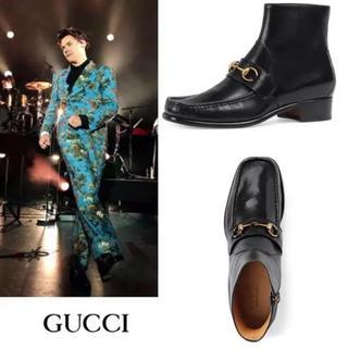 Gucci - Gucci グッチ ビット ブーツ ハリー ワンダイ 着用