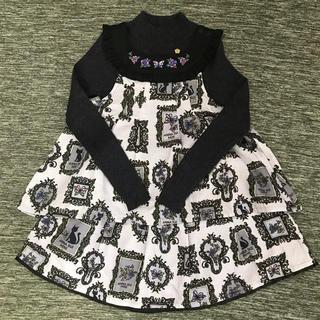 ANNA SUI mini - ANNA SUI mini 3点セット 120cm Mサイズ