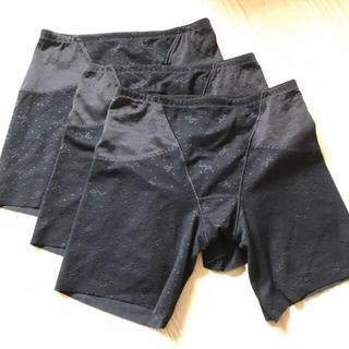 【LECIEN】ルシアン ガードル 3枚セット ブラック