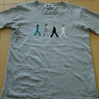 シップス(SHIPS)のシップス ビートルズ Tシャツ  Mサイズ(Tシャツ/カットソー(半袖/袖なし))