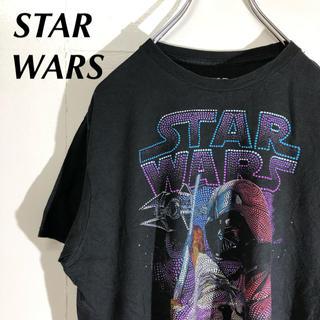 スターウォーズ STAR WARS Tシャツ Lサイズ(Tシャツ/カットソー(半袖/袖なし))