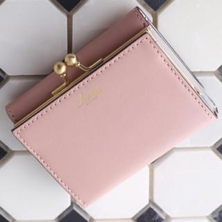 アネモネ(Ane Mone)のがま口三つ折り財布(折り財布)