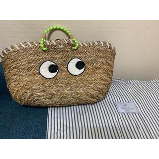 アニヤハインドマーチ(ANYA HINDMARCH)のアニヤハイドンマーチ かごバッグ 保存袋付(かごバッグ/ストローバッグ)