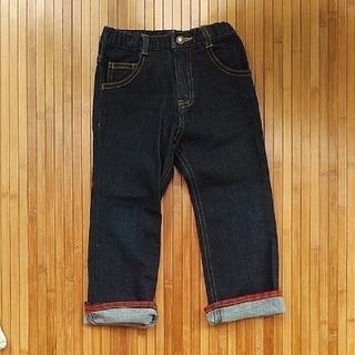 familiar - ファミリア デニム パンツ サイズ100