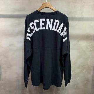 ダブルタップス(W)taps)のDESCENDANT 長袖Tシャツ(Tシャツ/カットソー(七分/長袖))
