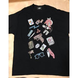 ミルクボーイ(MILKBOY)のMILKBOY LAND Tシャツ ブラック 黒(Tシャツ(半袖/袖なし))