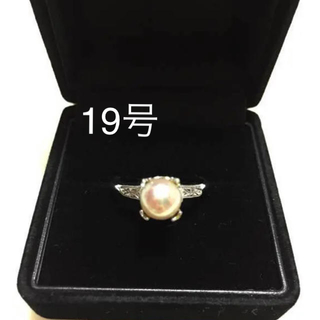 パールリング 指輪 レディース 【送料無料】(リング(指輪))