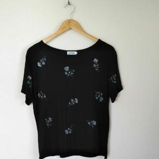 レプシィム(LEPSIM)のレプシム カットソーTシャツ(Tシャツ(半袖/袖なし))