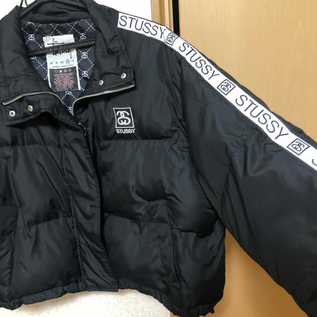 STUSSY(ステューシー)のアウター ダウンジャケット STUSSY レディースのジャケット/アウター(ダウンジャケット)の商品写真