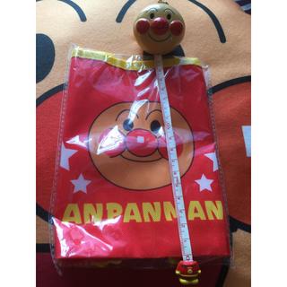 アンパンマン - 非売品 アサヒ飲料 アンパンマン  スパバッグ