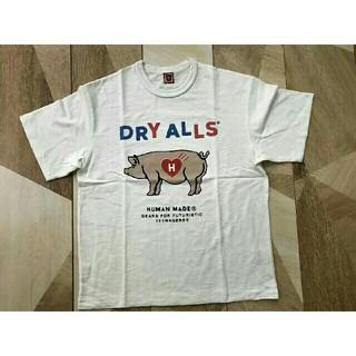 ジーディーシー(GDC)の19SS Human Made DRY ALLS TEE Tシャツ 半袖(Tシャツ/カットソー(半袖/袖なし))