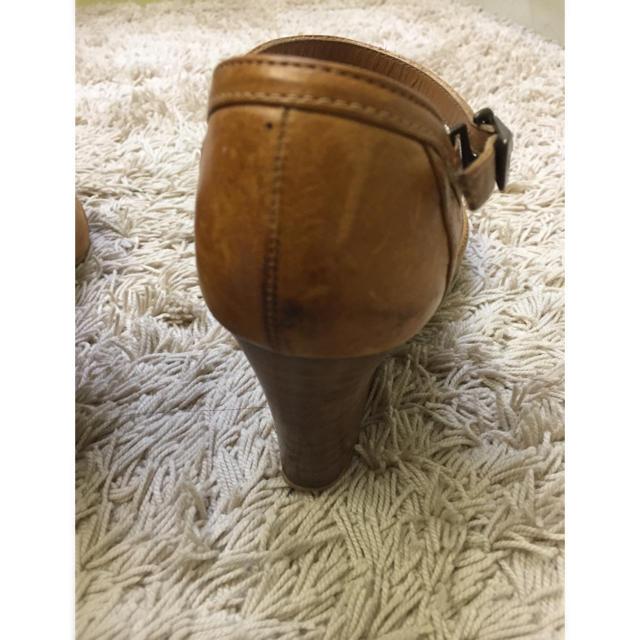 Cerruti(セルッティ)のCERRUTI 1881★レザーパンプス レディースの靴/シューズ(ハイヒール/パンプス)の商品写真
