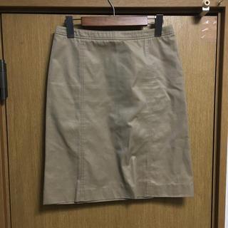 ミュウミュウ(miumiu)のmiumiu ミュウミュウ PRADA プラダ スカート 膝丈スカート(ひざ丈スカート)
