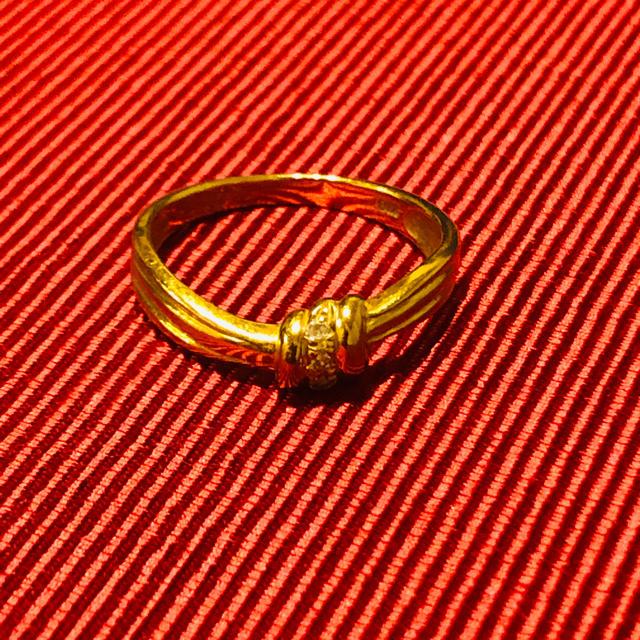 fuku様用 指輪18K レディースのアクセサリー(リング(指輪))の商品写真