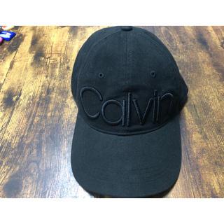 カルバンクライン(Calvin Klein)のカルバンクラインのキャンプ ユニセックス(キャップ)