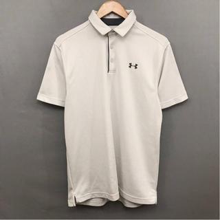 アンダーアーマー(UNDER ARMOUR)のアンダーアーマー UNDER ARMOUR ドライポロシャツ メンズ Mサイズ (ポロシャツ)