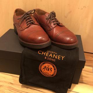 チーニー(CHEANEY)の美品! チーニー ケンゴンⅡR UK6 G アニキ(ブーツ)