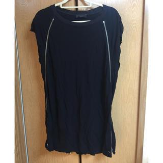 ディーゼル(DIESEL)のDIESEL  ノースリーブ サイズXL(Tシャツ(半袖/袖なし))