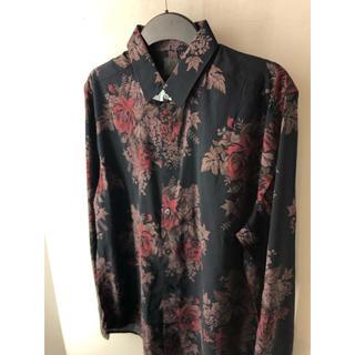 H&M - [最安値][大人気] H&M 薔薇シャツ STUDIOUS