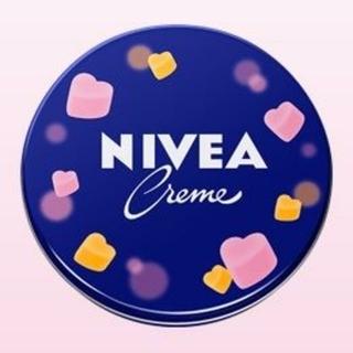 ニベア - NIVEAマシュマロハート缶
