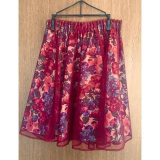 ローリーズファーム(LOWRYS FARM)のローリーズファーム 秋冬スカート(ひざ丈スカート)