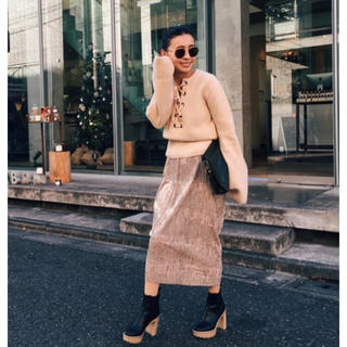 Ameri VINTAGE - 美品⭐️ameri vintage ミモレスカート