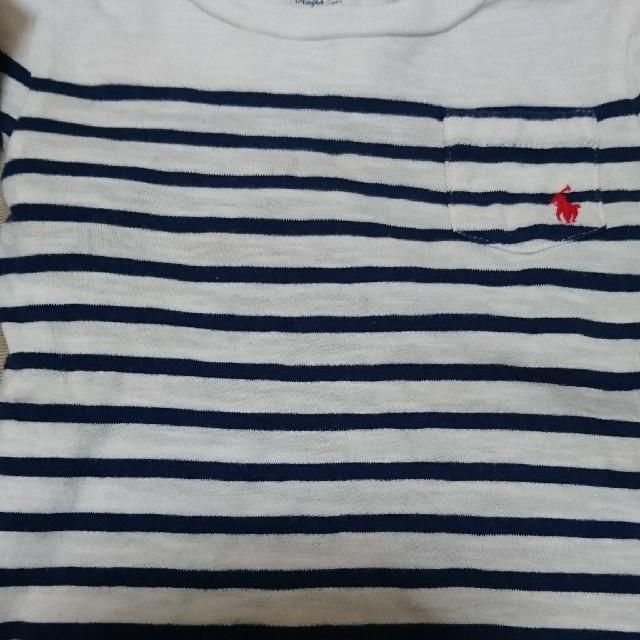 POLO RALPH LAUREN(ポロラルフローレン)のラルフローレン☆シャツ キッズ/ベビー/マタニティのベビー服(~85cm)(シャツ/カットソー)の商品写真