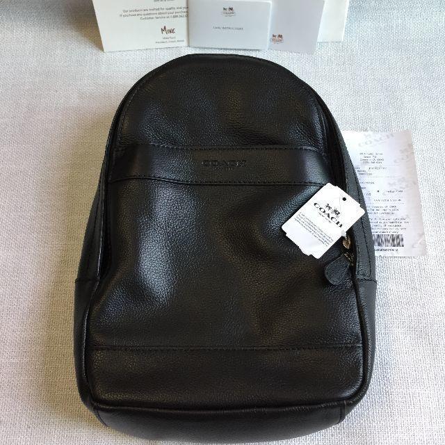 COACH(コーチ)のCOACHボディバッグコーチ正規品バッグ F54770 メンズショルダーバッグ メンズのバッグ(ボディーバッグ)の商品写真
