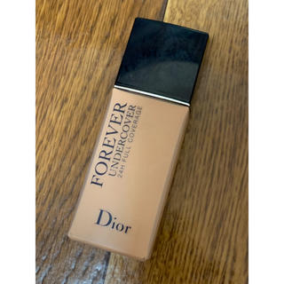 ディオール(Dior)のDior スキンフォーエバーアンダーカバー リキッドファンデーション(ファンデーション)