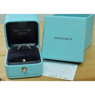 ティファニー(Tiffany & Co.)の美品 ティファニー クラッシック バンドリング(リング(指輪))