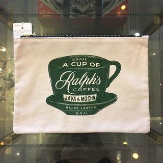 ポロラルフローレン(POLO RALPH LAUREN)のRalph's Coffee Zip Pouch ラルフズコーヒージップポーチ①(その他)
