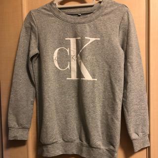 カルバンクライン(Calvin Klein)のカルバンクライン トレーナー スウェット(トレーナー/スウェット)