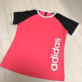 adidas - アディダス レディース Tシャツ Lサイズ