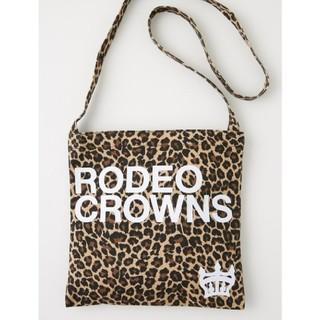 RODEO CROWNS WIDE BOWL - サコッシュ