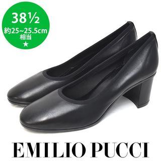 EMILIO PUCCI - 新品❤️エミリオプッチ パンプス 38 1/2(約25-25.5cm)