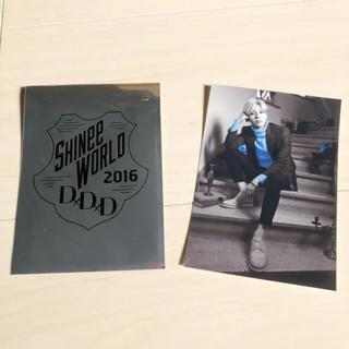 シャイニー(SHINee)のSHINee D×D×D 生写真(K-POP/アジア)