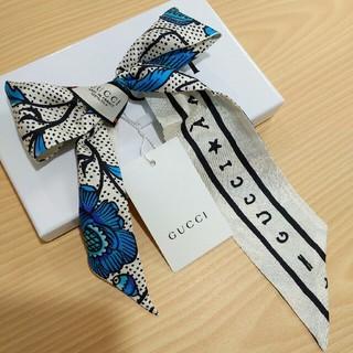 Gucci - おしゃれスカーフ GUCCI 人気品 レディース 美品