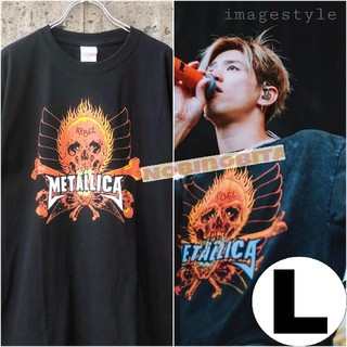 ONE OK ROCK - L☆METALLICA  REBEL Tシャツ