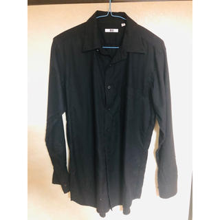 UNIQLO - ユニクロ シャツ ブラック