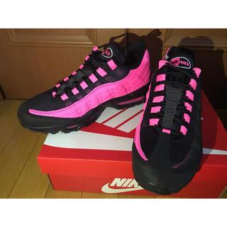 NIKE - Air Max 95 Pink Blast / Platinum Pink