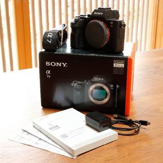 ソニー(SONY)のソニー デジタルカメラ α7 II (ボディのみ)(ミラーレス一眼)