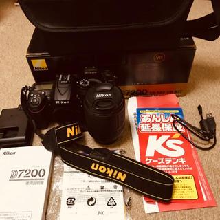 Nikon - Nikon D7200 一眼レフセット